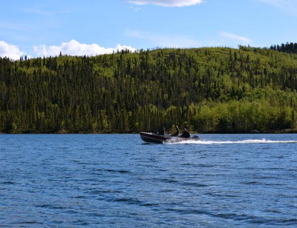 lake-and-boat