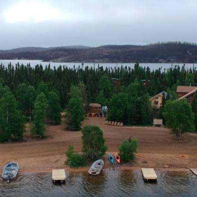 Ena Lake Lodge